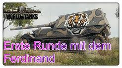Stream Highlight: Erste Runde mit dem Ferdinand