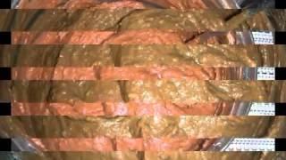 Постный пирог из фасоли в мультиварке