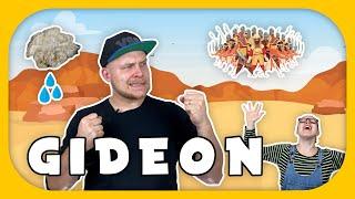 Gideon - THE MIĠHTY WARRIOR! Our God is bigger! Virtual Sunday School