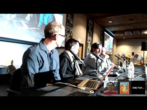 DTNS 3064 - Live from Nerdtacular 17