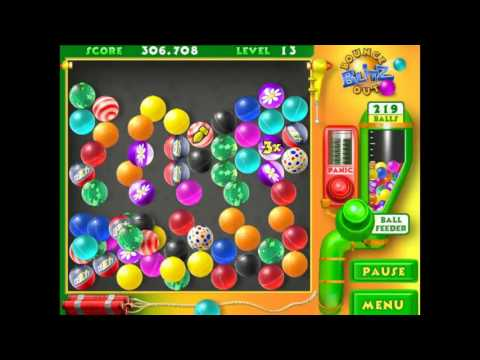BOUNCE OUT BLITZ -  Game House (SWAPPER MODE) LEVEL 11-15