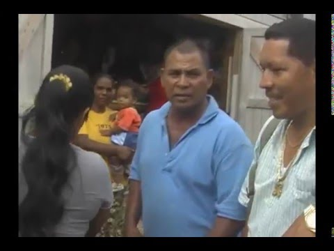313 -  Living in Port Kaituma