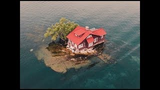 दुनिया के 10 ऐसे घर जो बसे है अजीब जगहो पर। 10 Most Unbelievable Home Locations