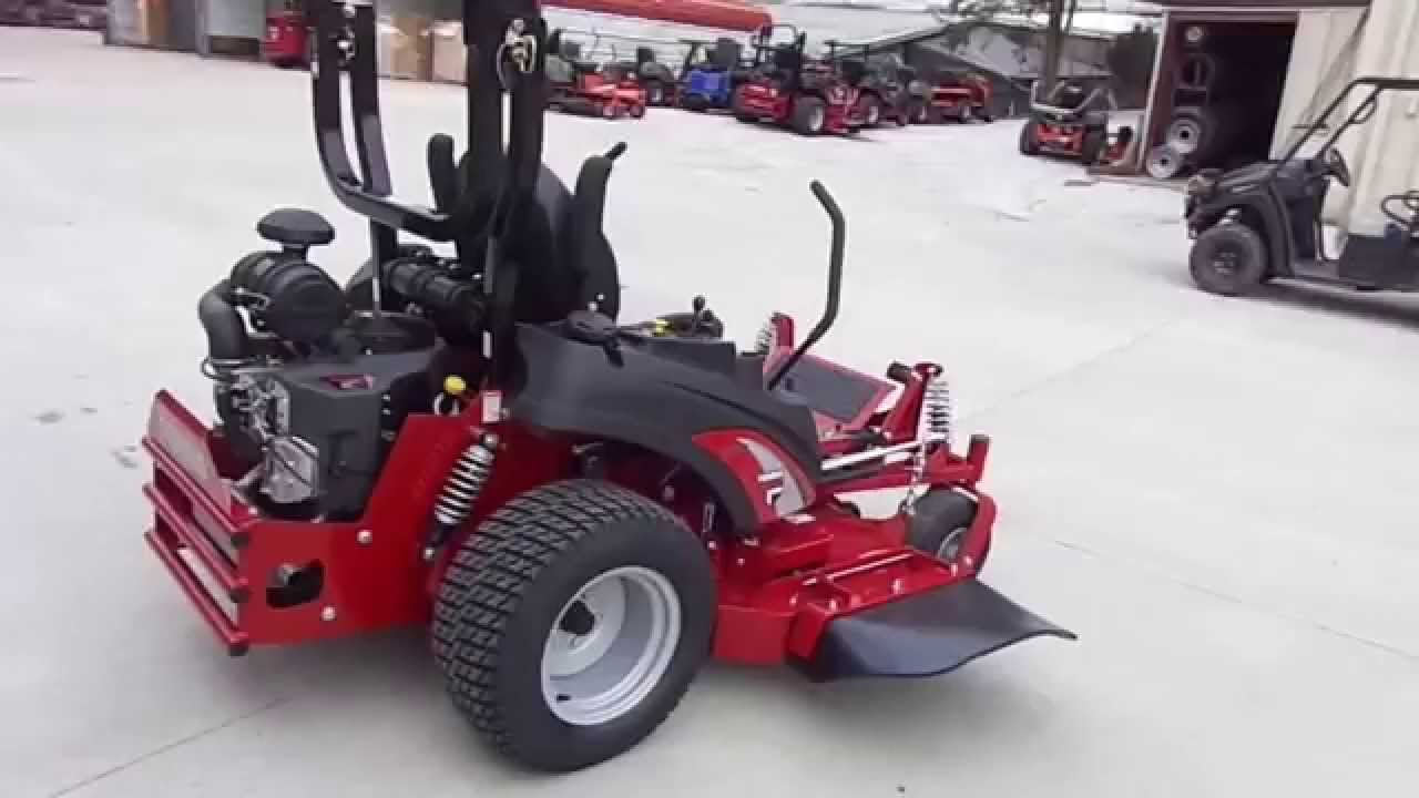 Ferris Is2100z 61 Zero Turn Lawn Mower With 25 5hp