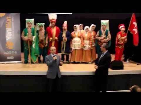 YeniGün Özel Eğitim Mehteran Gösterisi (26.05.2015)
