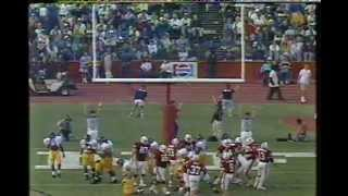94th Big Game (1991) Highlights: The Broken Vow Game (Stanford 38, Cal 21)