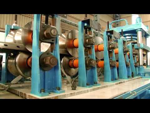 Samco Machinery Crash Barrier Profile Rollforming Line