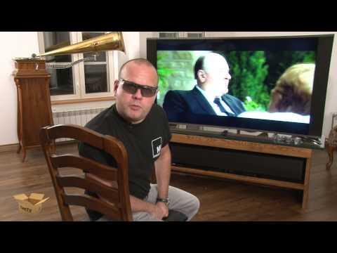 Телевизор Sony KDL-65S995A - изогнутый маркетинг