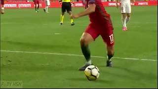 Portugal vs Switzerland 2-0 (GOALS HIGHLIGHTS) FIFA WC Qualification UEFA 10-10-2017