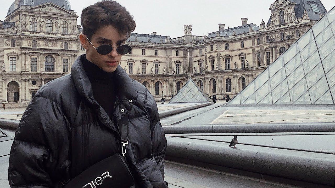 paris fashion week with Dior | vlog