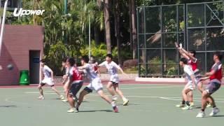 學界精英手球賽 男子組第一輪 保良局姚連生中學vs喇沙書院(