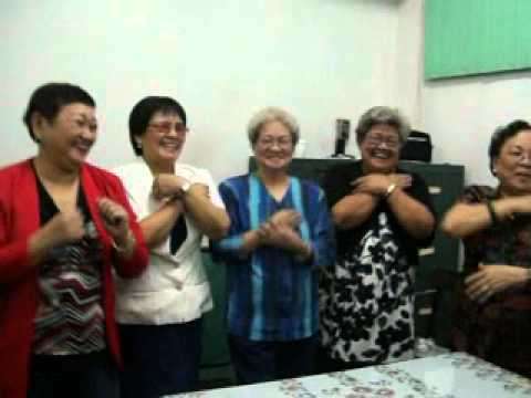 """The NTC Graduate Faculty doing """"Call Me Maybe"""".wmv"""