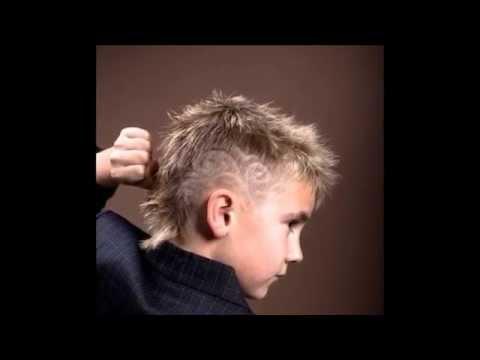 Coiffure Enfant Tendance 2015 - YouTube
