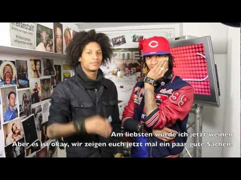 DANCE TUTORIAL LES TWINS JAM FM