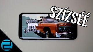 Játékélmény a Galaxy S8-on