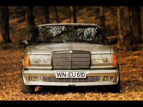 Mercedes W123 AMG Tuning in 70th 80th Brabus Lorinser - YouTube