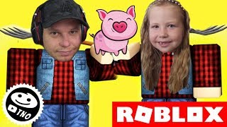 🌾 the BEST FARMER-Farming Simulator | Roblox | Daddy and Yohana CZ/SK