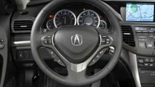 2011 Acura TSX Personalized Settings Tutorial