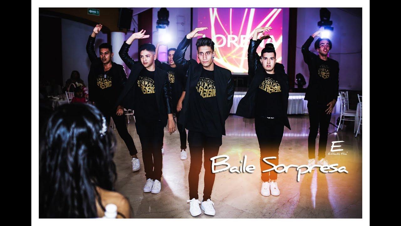 Baile Sorpresa / Surprise Dance - YouTube
