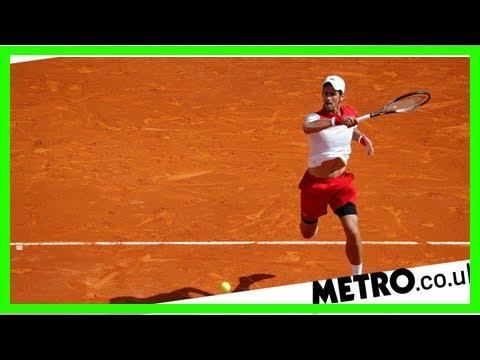 Novak Djokovic ends losing streak in emphatic fashion after Marian Vajda return