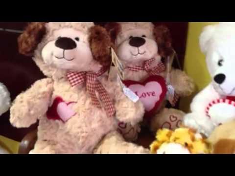 Valentines day soft toys Bundaberg