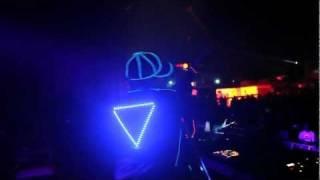 Laserkraft 3D live @ Sonne Mond Sterne 2011