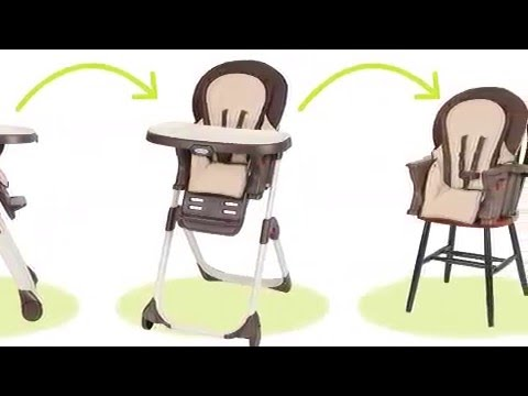Graco Duo Diner 3-in-1 highchair