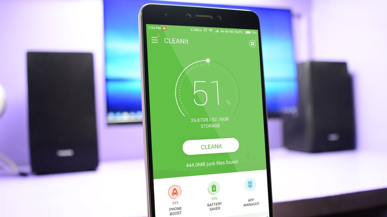 Top 3 Best Cleaner & Speed Booster for Android FREE 2017
