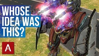 War Robots: Funny Builds Friday Ep.14 | BEST Robots Worst Builds