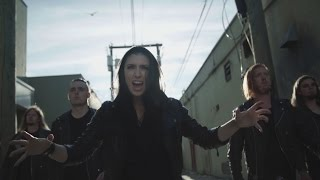 Смотреть клип Unleash The Archers - Time Stands Still