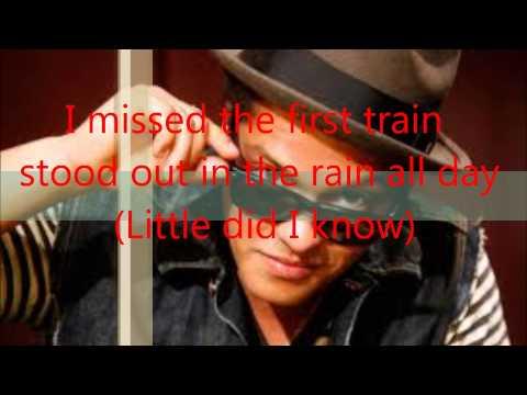 Again-Bruno Mars