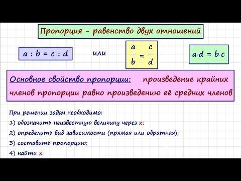 Решение задач на пропорцию огэ решение задач на расчет времени движения