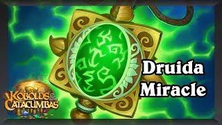 DRUIDA MIRACLE [Hearthstone]