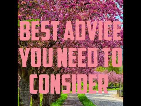 10 BASIC FACTS |ADVICE TO CONSIDER