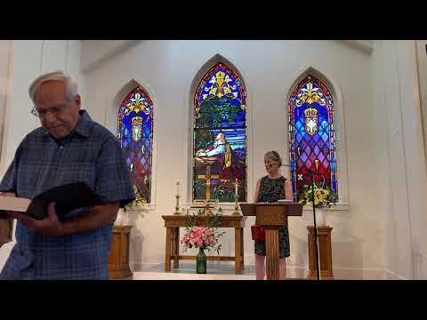 July 5th, 2020 - Church Service