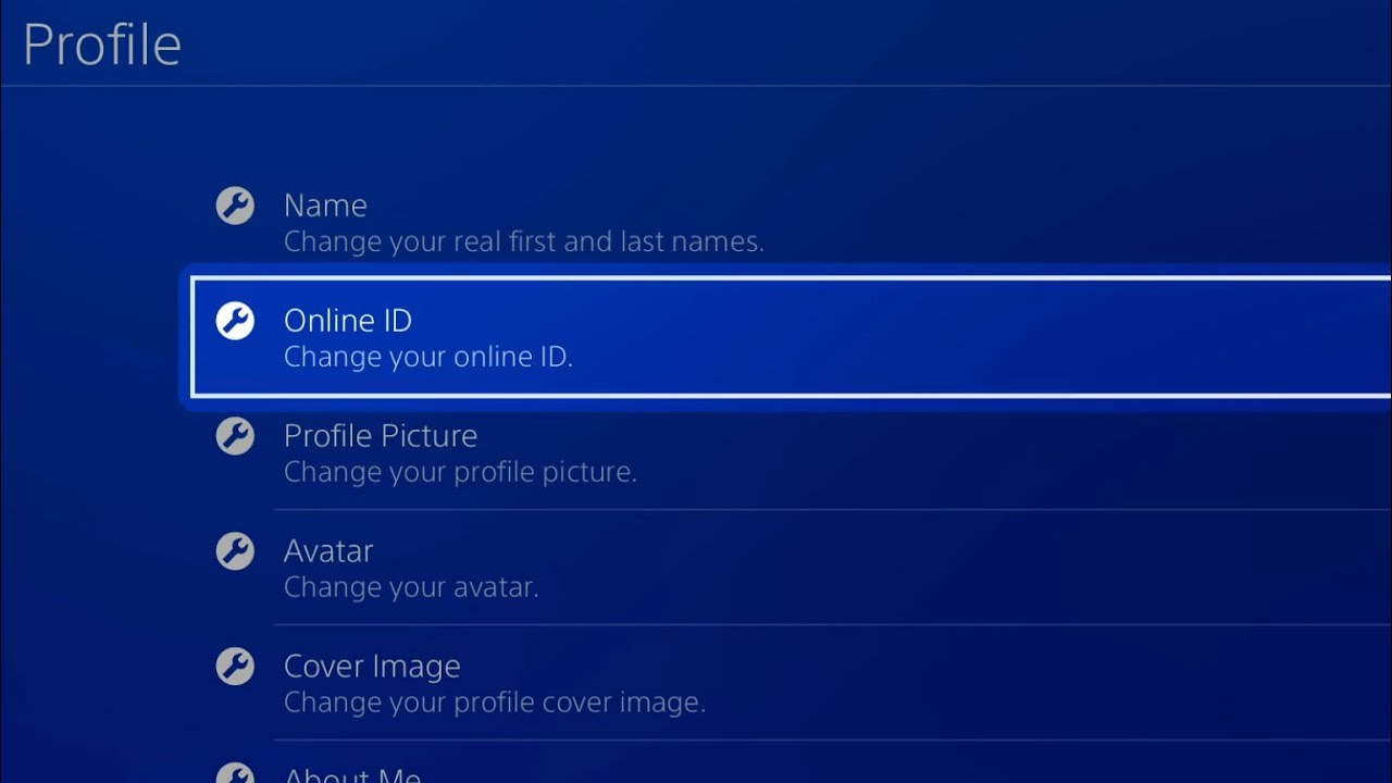 PSN Online ID Change Incoming for Testers, PS4 Rollout in ...