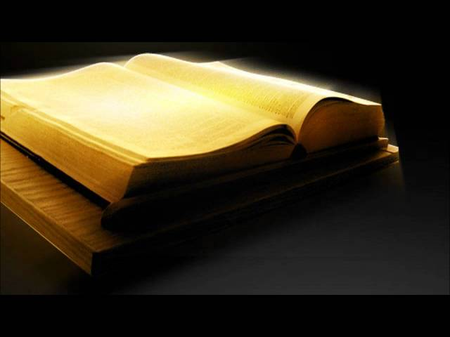 The Holy Bible - Book 20 - Proverbs - KJV Dramatized Audio