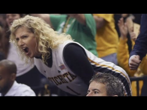 Wife of Wichita State Coach Gets Kicked Out of Game for Yelling at Opposing Team