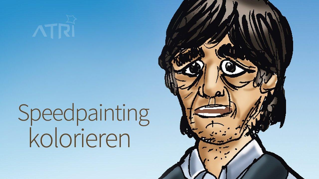 Jogi Löw Comic