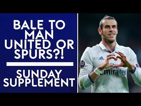 Gareth Bale to join Manchester United or Tottenham?! | Sunday Supplement | Full Show
