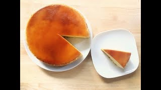 焦糖布丁蛋糕 caramel pudding cake