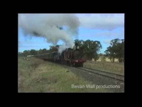 3026 & 3001 - Cowra to Blayney - October 1994
