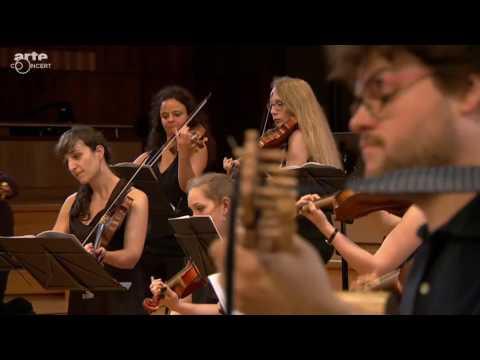 Hommage à Monteverdi - Marco Beasley et The Regenc'hips - Festival Musiq'3 (1/7/2017)