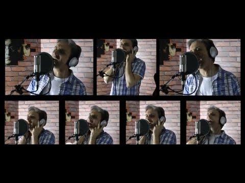 How to sing Bon Jovi It's My Life Harmony Vocal Breakdown