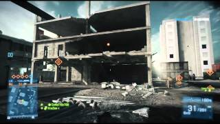 Battlefield 3 1080P HD PVR Test.