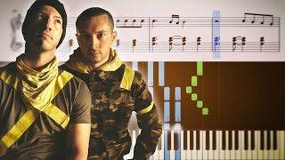 twenty one pilots: Jumpsuit - EASY Piano Tutorial