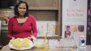 Vegan Cornmeal Muffins- Kirly-sue's Kitchen- (susanne Kirlew)