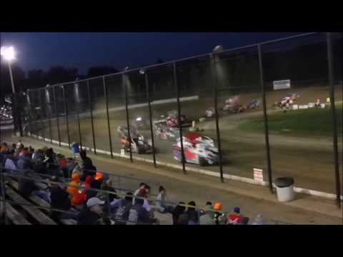 Brewerton Speedway - June 17, 2017 - Modified Main