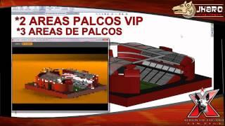 Estadio Caliente ( Propuesta Xolos Fan Page ) Tijuana B.C.
