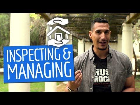 Real Estate: Inspecting & Managing Properties